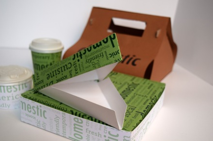 Take-Out Container Design